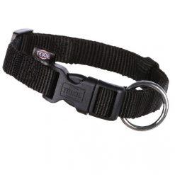 Ogrlica za pse Classic crna