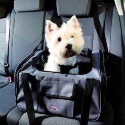 Auto sedište za pse Grey