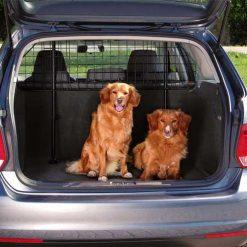 Mreža za pse u autu