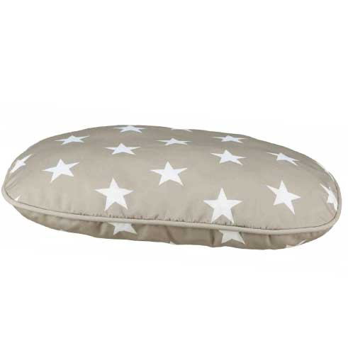 Krevet za pse Stars taupe