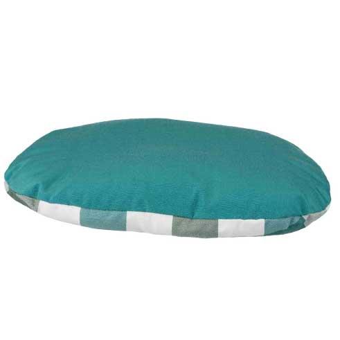 Krevet za pse Jerry zeleno-beli