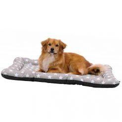Krevet za pse Stars sivi