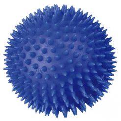 Ježasta zvučna loptica 10 cm