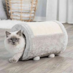 Kućica grebalica za mačke