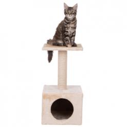 Grebalica za mačke sa pećinom
