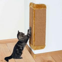 Grebalica za mačku ugaona braon