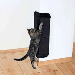 Grebalica za mačku ugaona crna