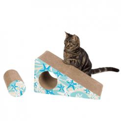 Kosa kartonska grebalica za mačke