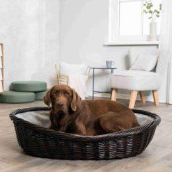 Pleteni krevet za psa