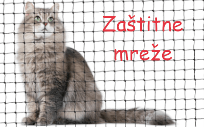 Zaštitne mreže za mačke baner