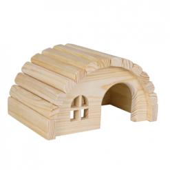 Drvena kućica za glodare 6127x