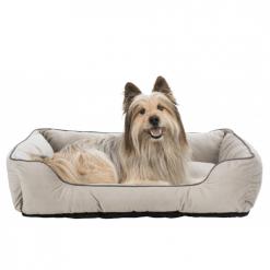 Krevet za pse Lupo bež